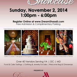 DS Fall Shaadi Showcase 2014